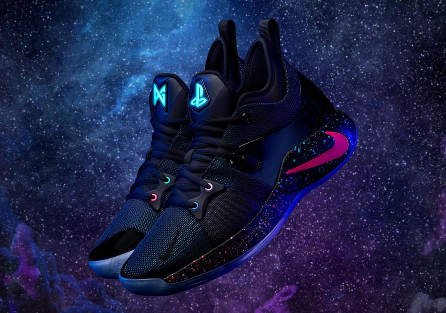 658a9ffff737 Nike PG 2 Playstation AT7815-002 Release Date