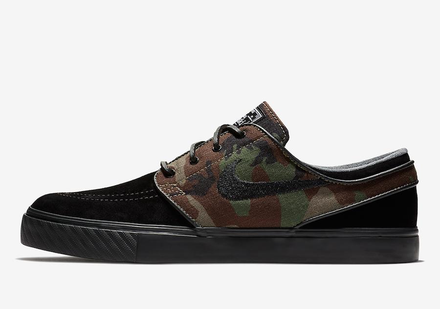 Nike SB Zoom Stefan Janoski Camo 833603-002