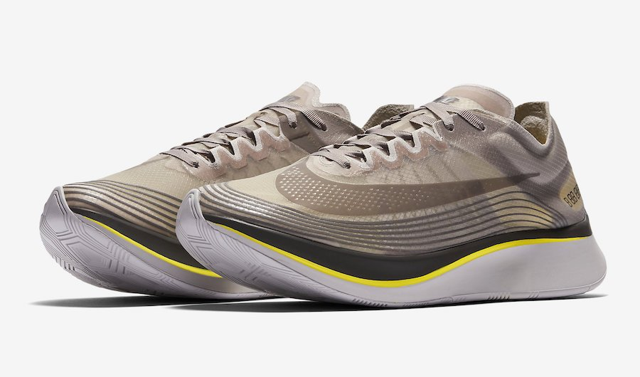 Nike Zoom Fly 'Sepia Stone' Coming Soon