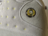 Oregon Ducks Air Jordan 13 Grey Suede