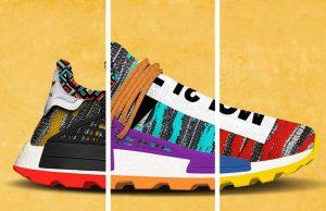Pharrell adidas Afro NMD Hu