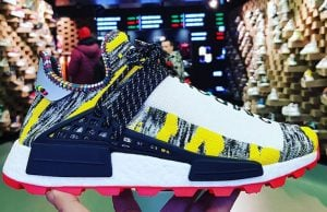 Pharrell adidas Afro NMD Hu Trail Release Date