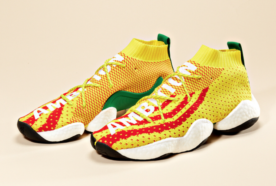 Pharrell adidas BYW Boost You Wear All-Star