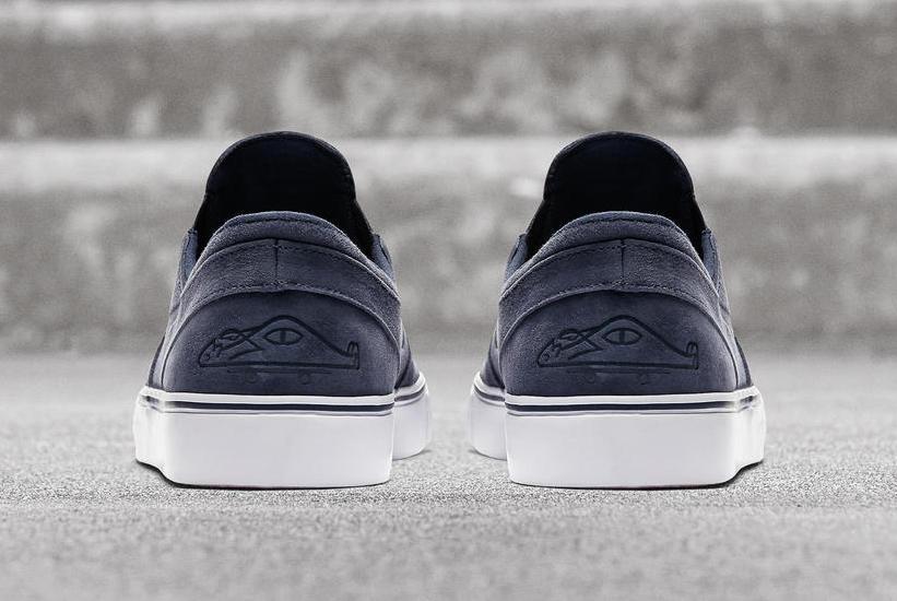 Poler Nike SB Stefan Janoski Slip-On Release Date