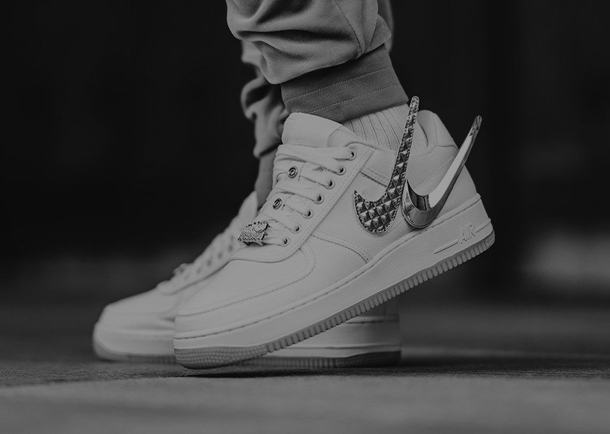 nike air force 1 sail