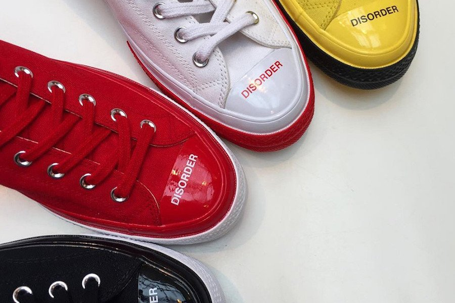 UNDERCOVER Converse Order Disorder Pack