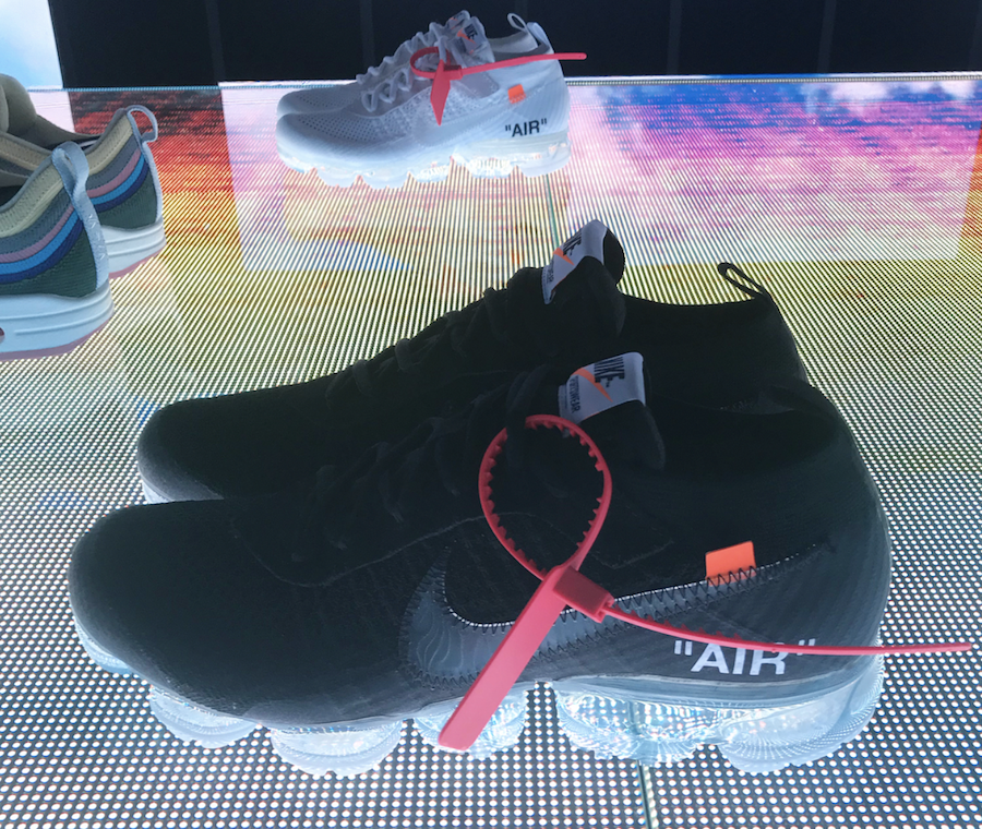 Off-White Nike VaporMax