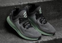 adidas AlphaEdge 4D LTD AC8485 Black Grey Ash Green