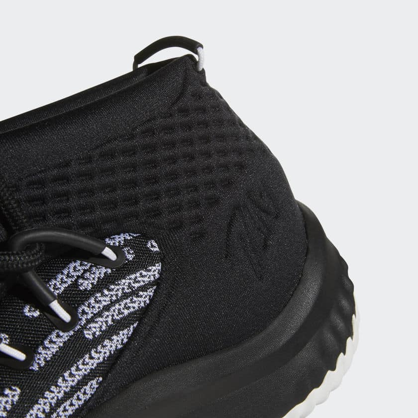adidas Dame 4 BHM Black History Month AQ0380