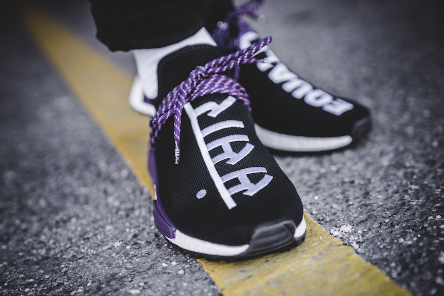 adidas NMD Hu Trail Equality On Feet