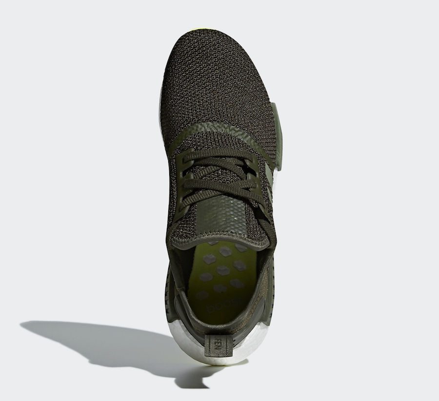 e3067ea0a09eb adidas NMD R1 Night Cargo Semi Frozen Yellow CQ2414