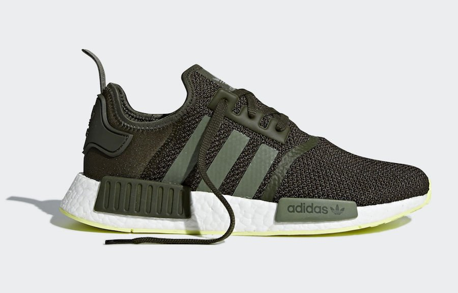 31910761d1233 adidas NMD R1 Night Cargo Semi Frozen Yellow CQ2414