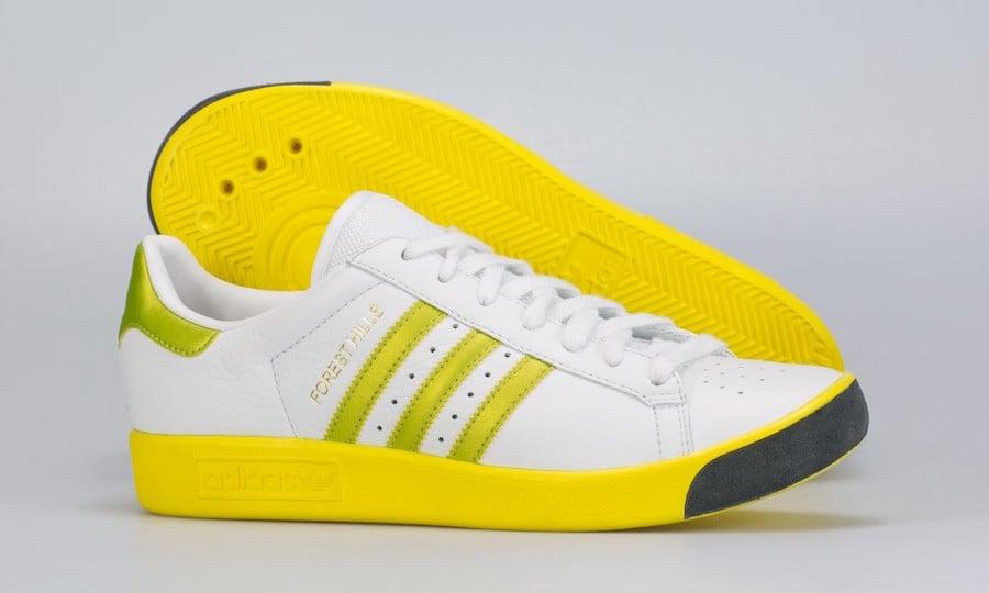quality design 3adb5 b2e04 adidas Originals Forest Hills CQ2083