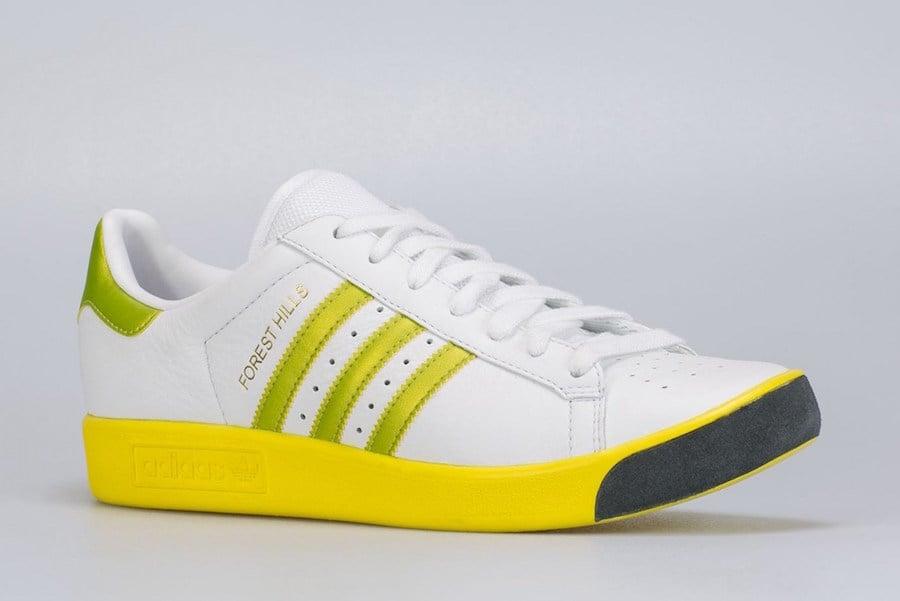 adidas originals adidas forest hills cq2083 sneakerfiles