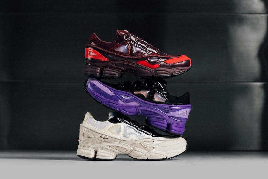 adidas Raf Simons Ozweego III 3 Spring 2018 Collection