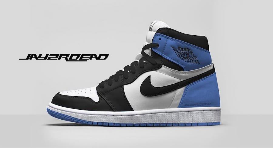 Air Jordan 1 Blue Moon 555088-115