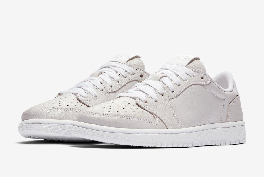 Air Jordan 1 Low NS White AH7232-100