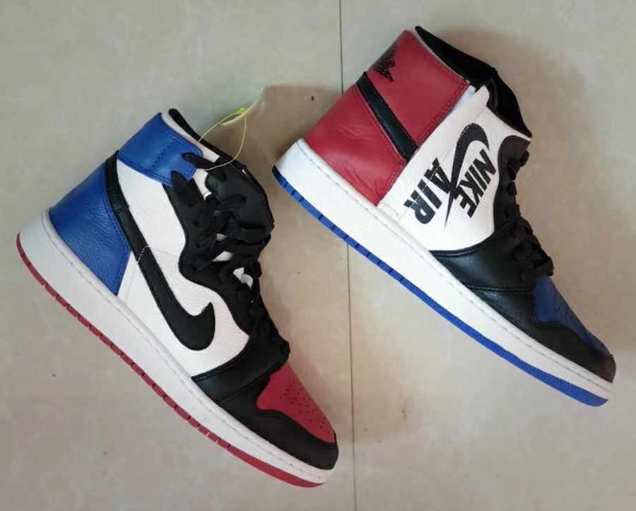 Air Jordan 1 Rebel Top 3 Release Date