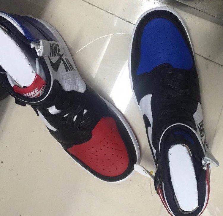 Air Jordan 1 Rebel Top 3 Release Date