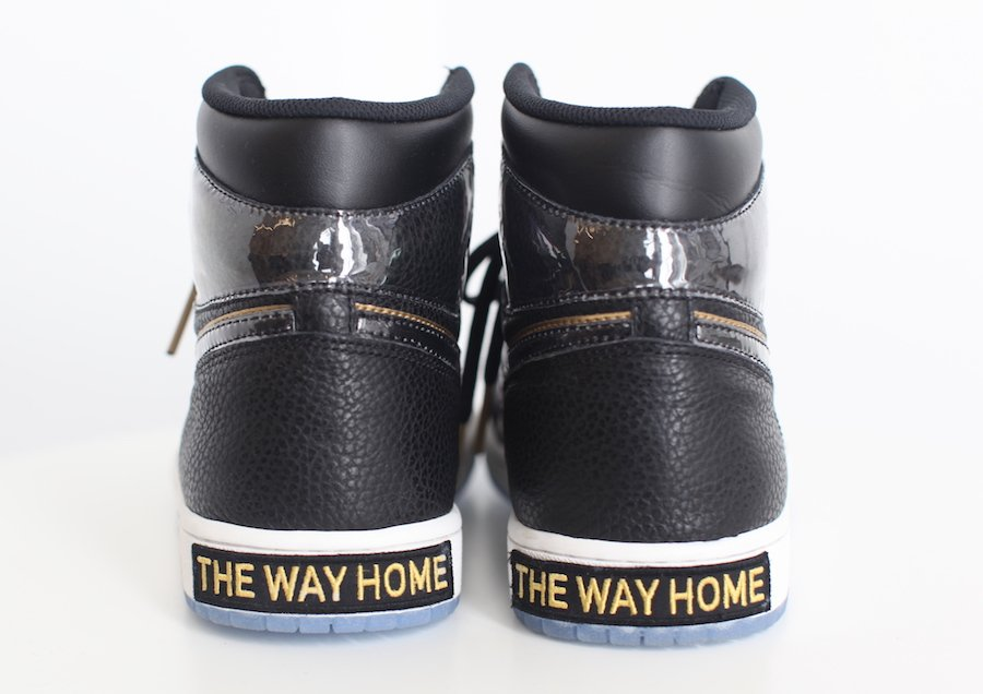 Air Jordan 1 The Way Home Feng Chen Wang