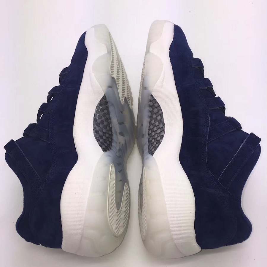 Air Jordan 11 Low RE2PECT AV2187-441 Release Details