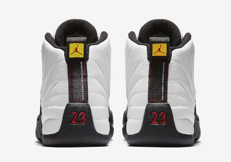 Nike Air Jordan 12 Taxi Aj12 Semsket K6AZA2hc