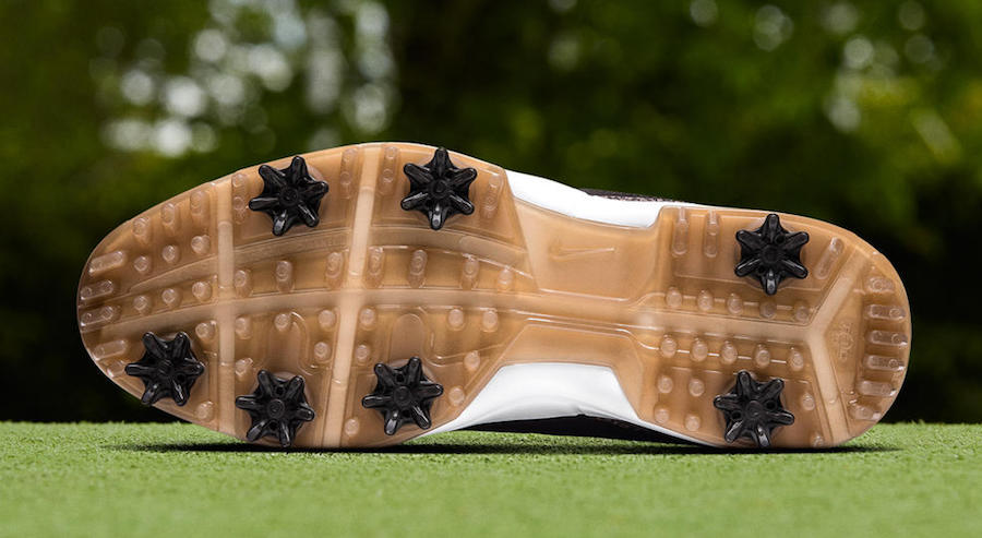 Air Jordan 3 Bronze Golf Shoes