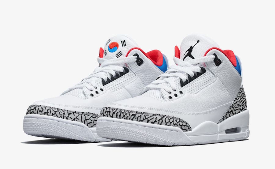 promo code pick up cheapest price Air Jordan 3 Seoul AV8370-100 Release Date | SneakerFiles