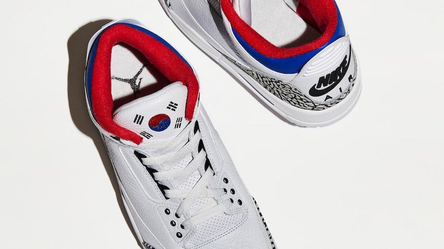Air Jordan 3 Seoul Release Date
