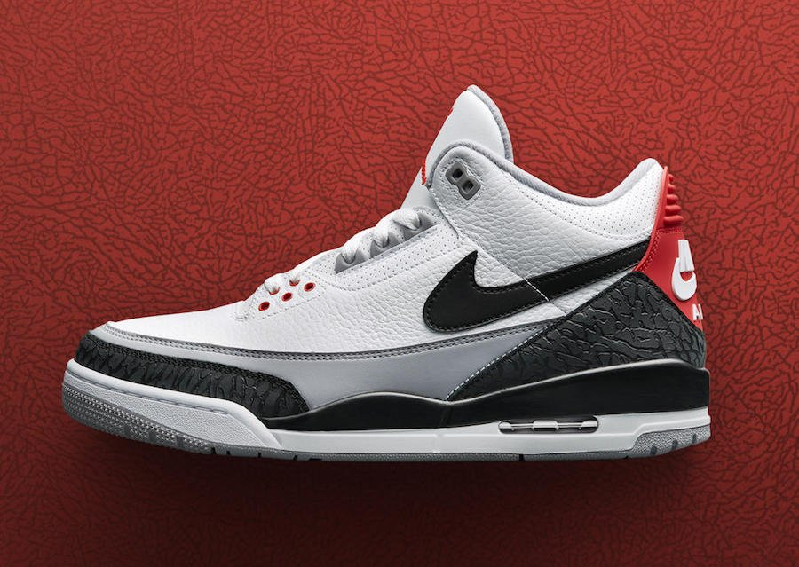 Air Jordan 3 Tinker Fire Red AQ3835-160 Release Date