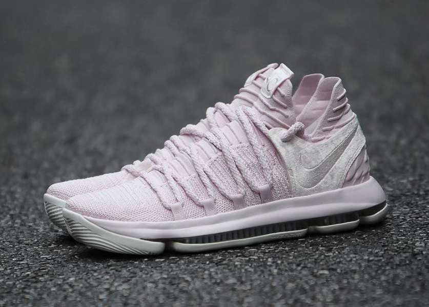 on sale 5f8c8 c390c ... release date aunt pearl nike kd 10 pink release date 5c92c be4c5