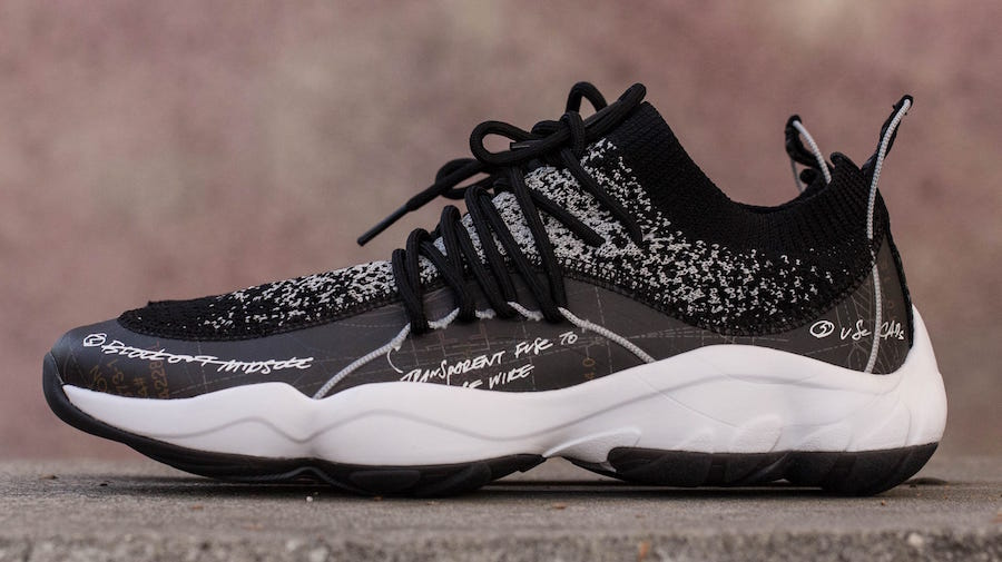 BAIT Reebok Ideation Department Pack DMX Run 10 DMX Fusion