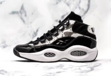 BAIT Reebok Question Mid Snake 2.0 Release Date
