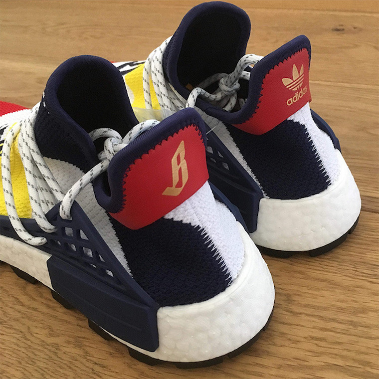 huge discount c1343 c5b9d BBC adidas NMD Hu Trail Heart Mind Release Date | SneakerFiles