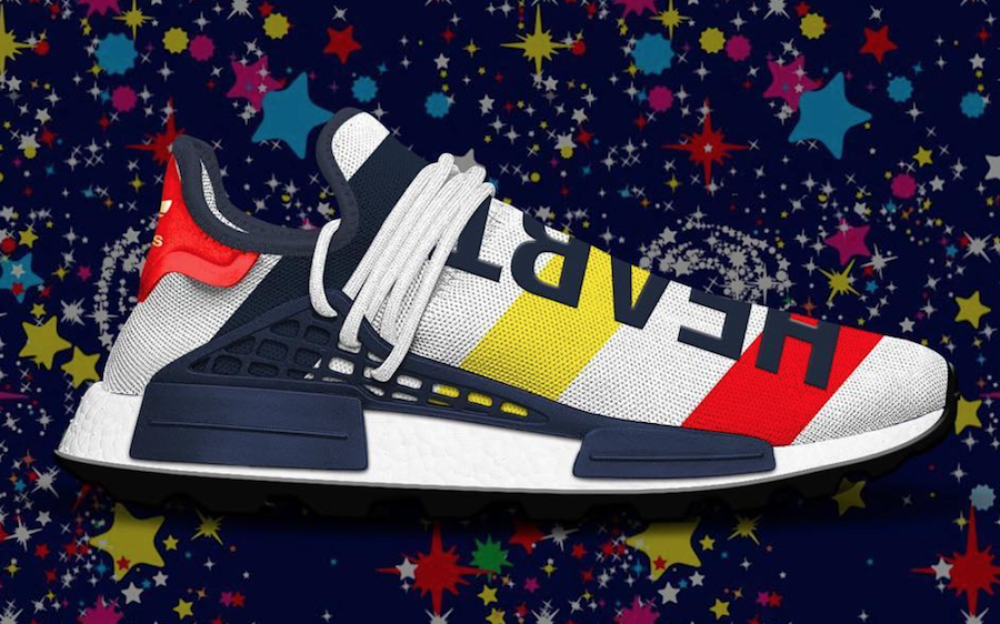 BBC adidas NMD Hu Trail Heart Mind