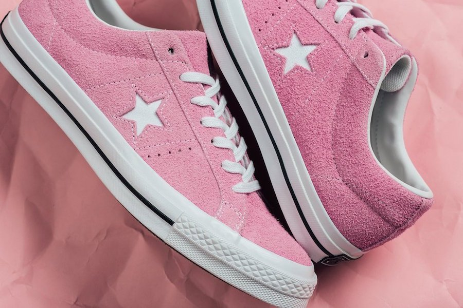 Converse One Star Low Cotton Candy Pack