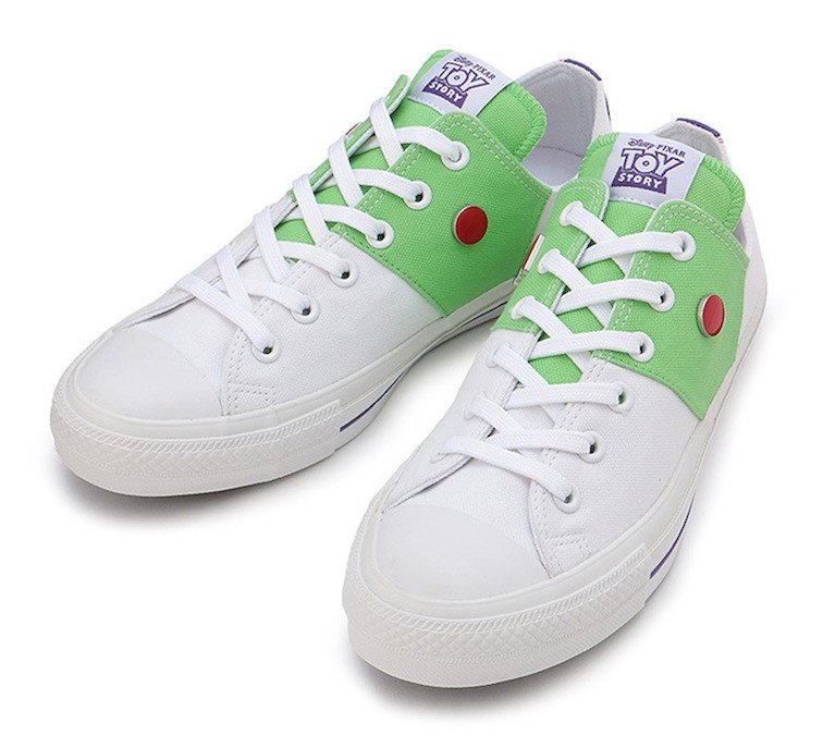 Converse Toy Story Collection