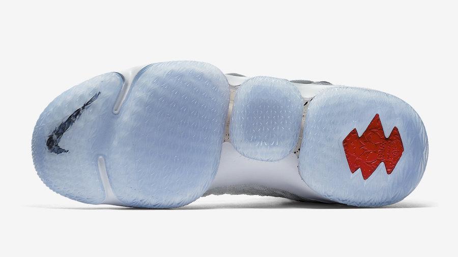 official photos 47734 efdc8 Nike LeBron 15 Graffiti AQ2363-100 Release Date | SneakerFiles