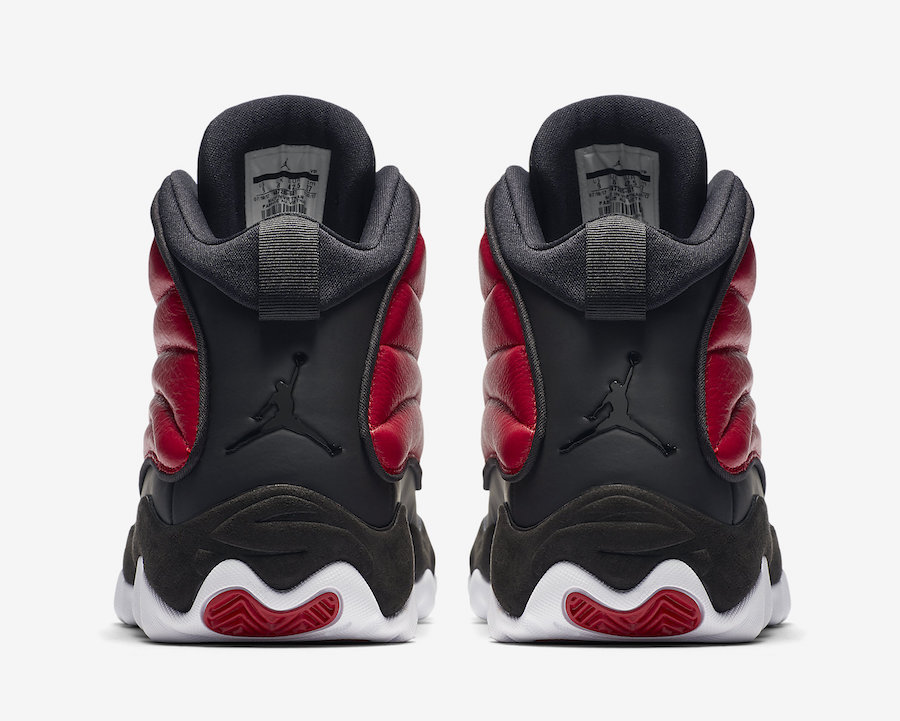 Jordan Pro Strong Gym Red 407285-601