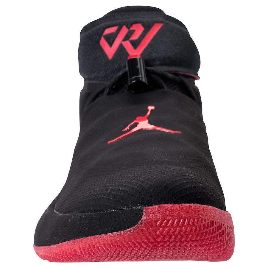 cheap for discount be32e edfa9 Jordan Why Not Zer0.1 Bred Black Red AA2510-007