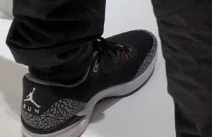 Jordan Zoom Tenacity 88 Black Cement