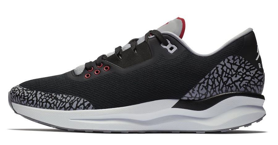 Jordan Zoom Tenacity 88 Black Cement Release Date