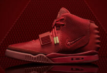 Kanye West Red October Trademark