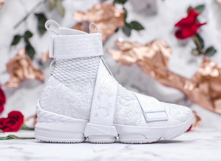 KITH Nike LeBron 15 Lifestyle City of Angels
