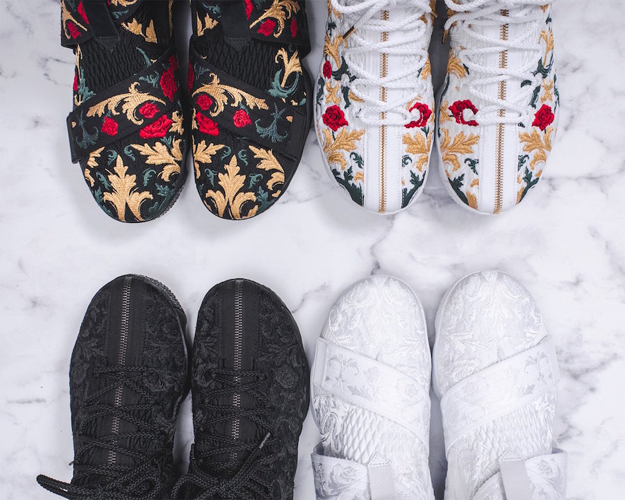 Kith Nike LeBron 15 Long Live The King 2 Collection