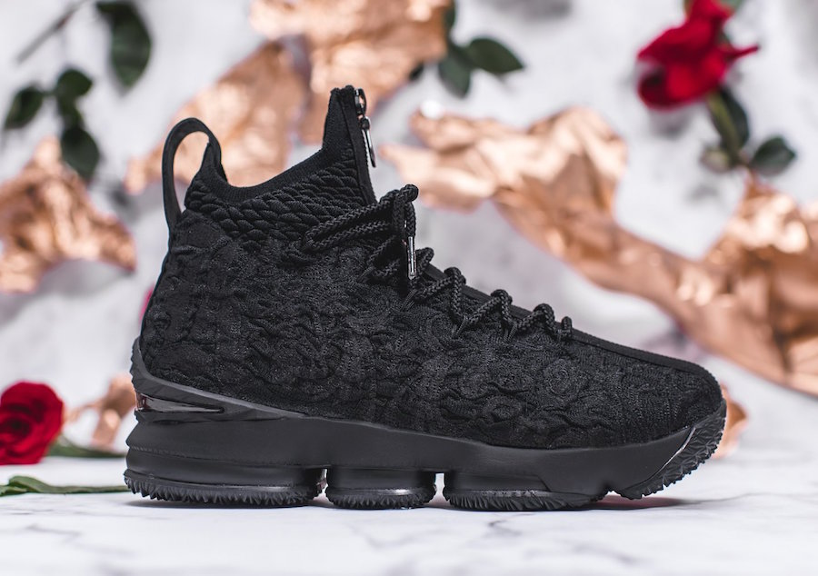 KITH Nike LeBron 15 Performance Suit of Armor
