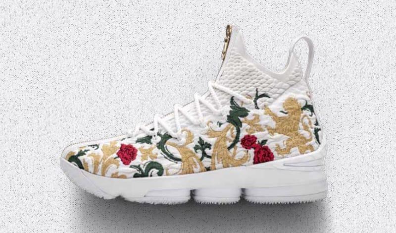 Kith Nike LeBron 15