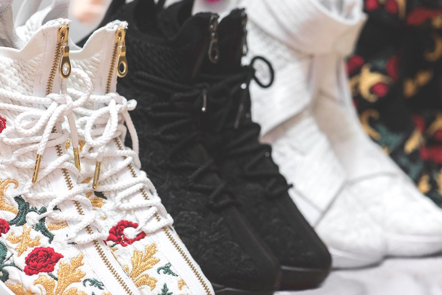 KITH Nike LeBron Long Live the King Chapter 2 Release Date