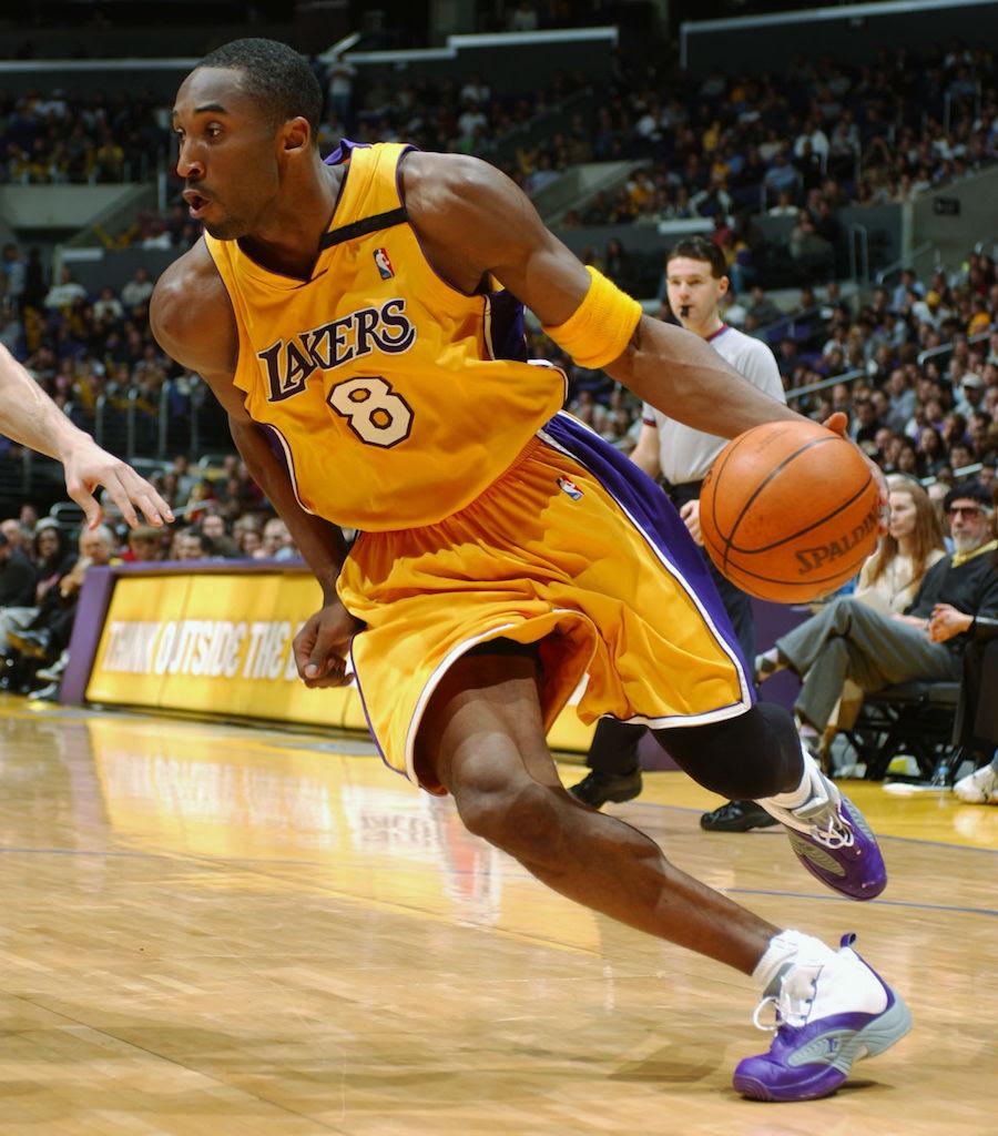 Kobe Bryant Reebok Answer 4 IV Kobe PE