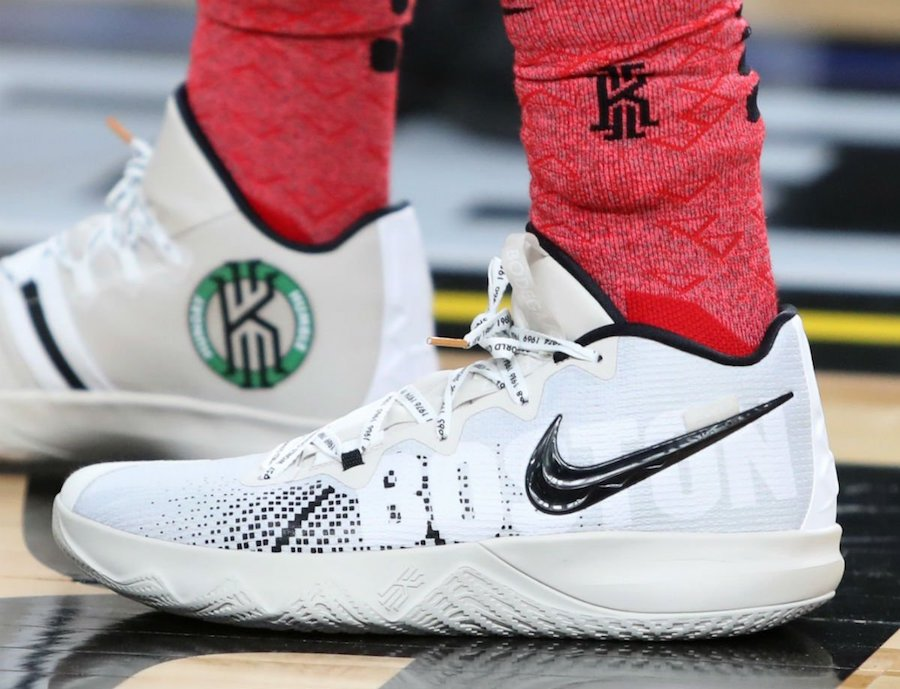 Kyrie Irving Nike Zoom Budget Shoe Boston Pride